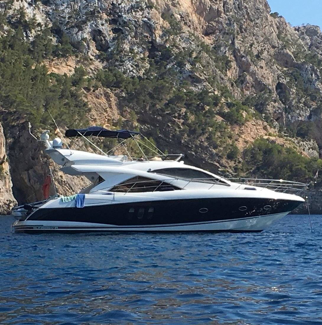 Sunseeker Manhattan 50 - 3 cab.
