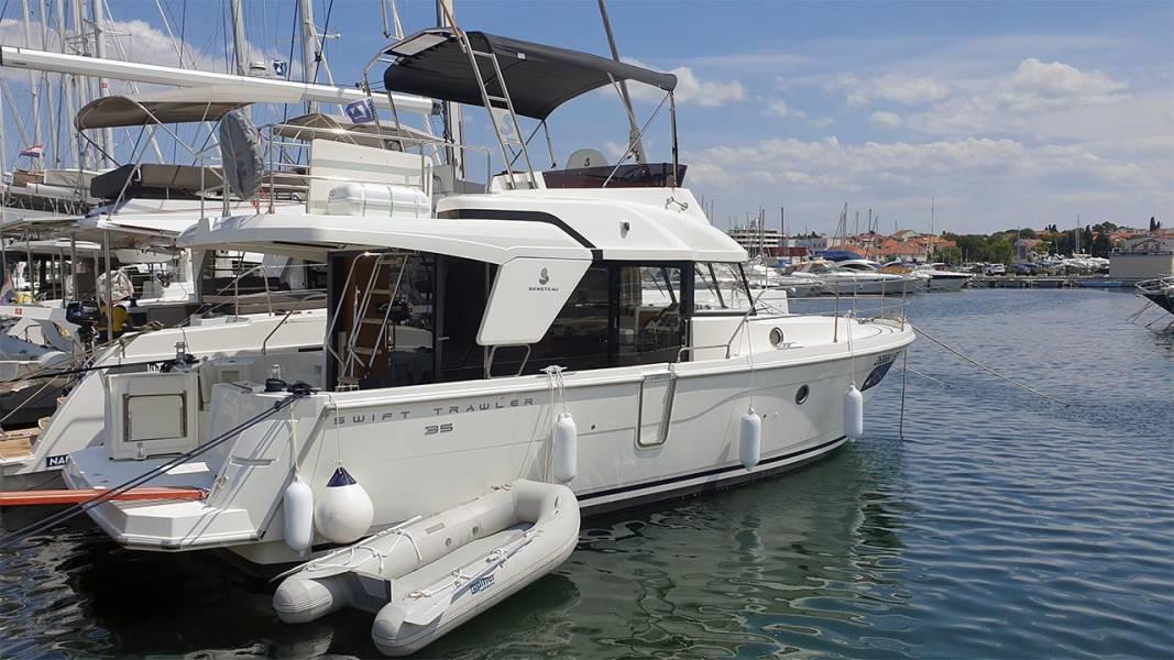 Swift Trawler 35  | Martenzit
