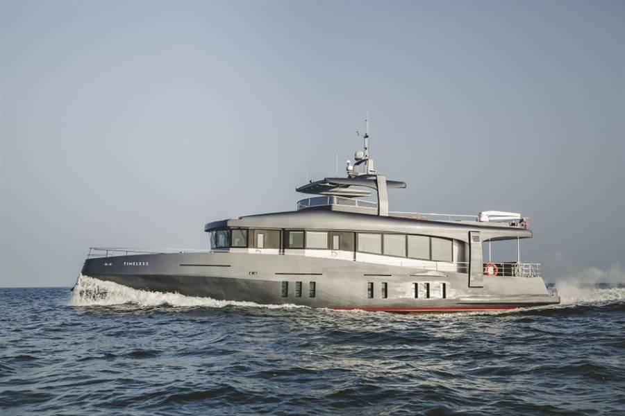 Timeless Yacht 78'
