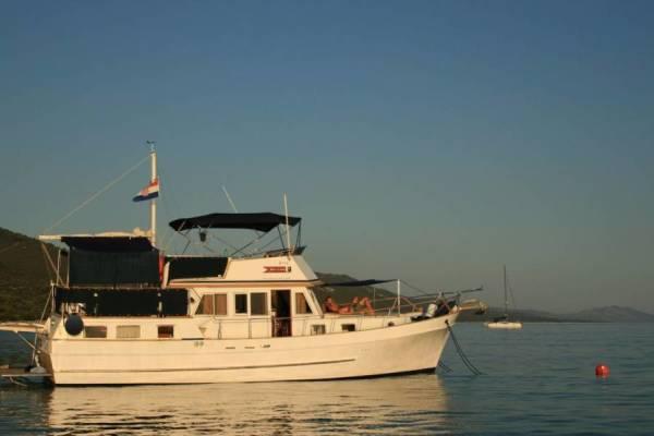 Trawler HAMPTON 42