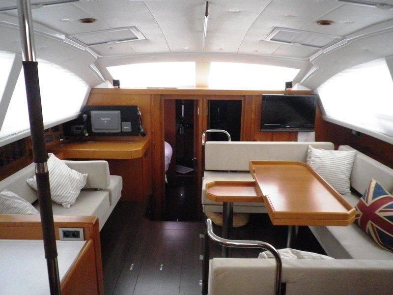 Wauquiez Pilot Saloon 55 OW | ADIQELL