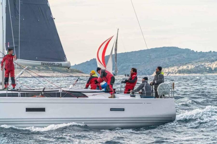 x-Yacht X4³   Xenia