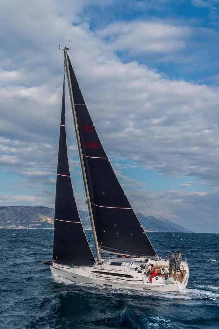 x-Yacht X4³   Xaviera